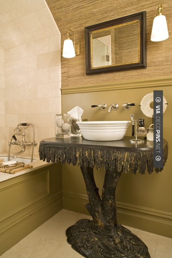 Greenwich, CT Showhouse Bath | Home Decoration Pictures